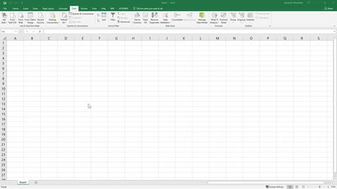 Thumbnail for entry How to add Excel's Data Analysis ToolPak