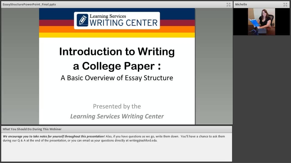Essay On Modernism Video Thumbnail For Introduction To Writing A College Essay Webinar  Recording Social Issues Essay also French And Indian War Essay Introduction To Writing A College Essay Webinar Recording  Ashford  Essay On The Kite Runner