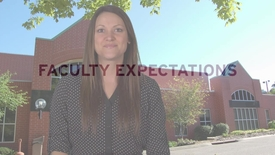 Thumbnail for entry Introducing Faculty Expectations
