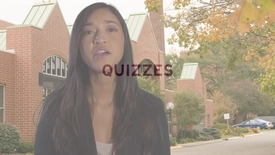 Thumbnail for entry Taking Quizzes