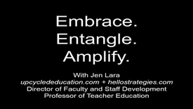 Thumbnail for entry 2016 Ashford TLC Keynote - Jen Lara