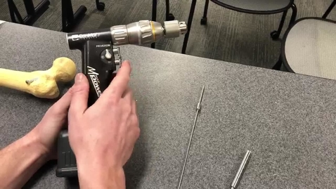 Thumbnail for entry SCFE Screw Removal with Coring Reamer