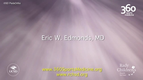 Thumbnail for entry Discoid Meniscus