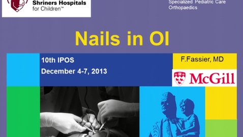 Thumbnail for entry Nails is Osteogenesis Imperfecta