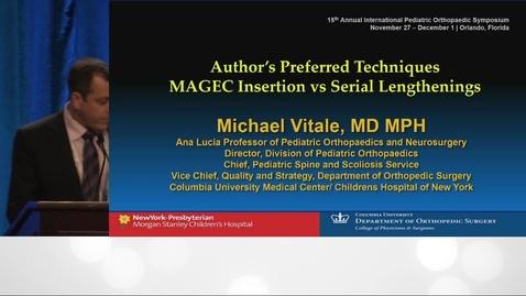 Thumbnail for entry MAGEC Insertion vs Serial Lengthenings