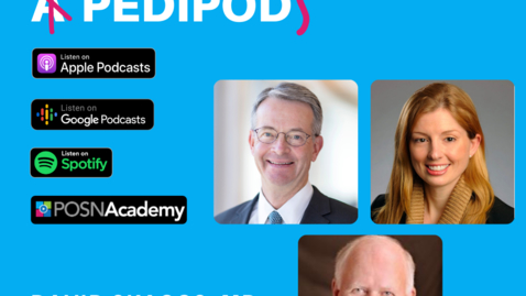 Thumbnail for entry Interview with a Pedipod: David Skaggs, Lindsay Andras, & Vernon Tolo - Apr 2021