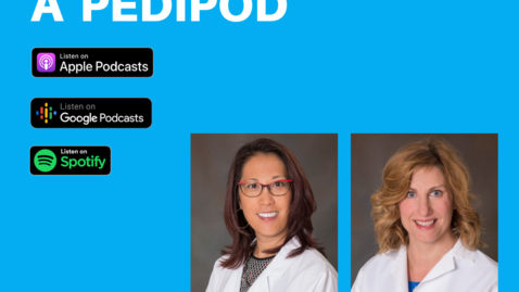 Thumbnail for entry Interview with a Pedipod: Christine Ho and Amy McIntosh, October 2020