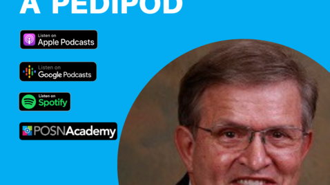 Thumbnail for entry Interview with a Pedipod: Dennis Wenger, MD - December 2020