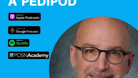 Thumbnail for entry Interview with a Pedipod: Scott Kozin, MD - January 2021