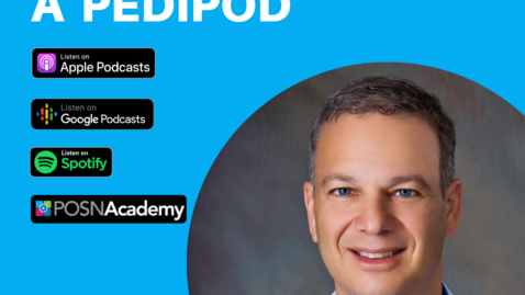 Thumbnail for entry Interview with a Pedipod: Dror Paley, MD - June 2021
