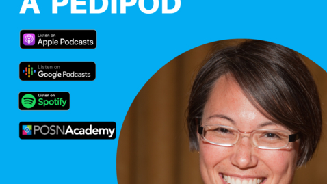 Thumbnail for entry Interview with a Pedipod: Michelle Caird, MD - September 2021