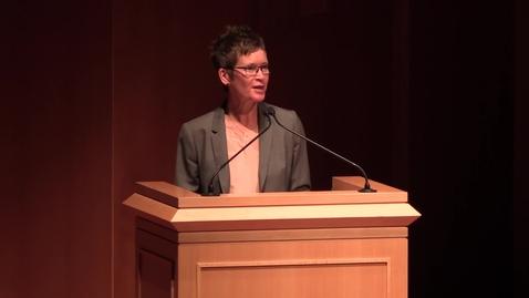 Thumbnail for entry Dr. Jeannie L. Johnson - Last Lecture