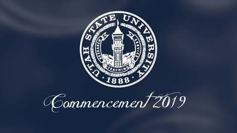 Thumbnail for entry Utah State University Commencement Ceremony 2019