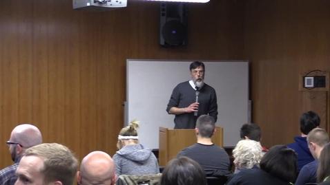 Thumbnail for entry Tanner Talks - Brad Gregory - Society through Religious Revolution