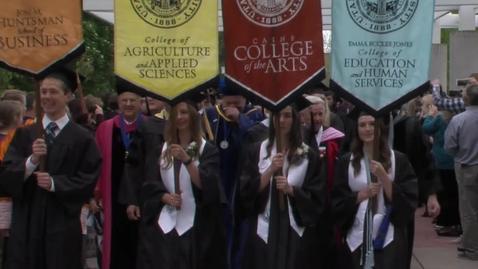 Thumbnail for entry 2016 Undergraduate Commencement
