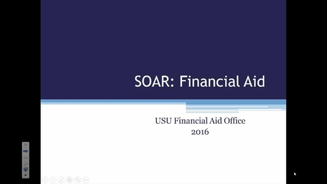 Thumbnail for entry SOAR: Financial Aid