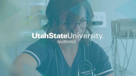 Thumbnail for entry Nursing at USU-Eastern