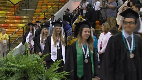 Thumbnail for entry 2016 CHaSS Commencement - Captioned