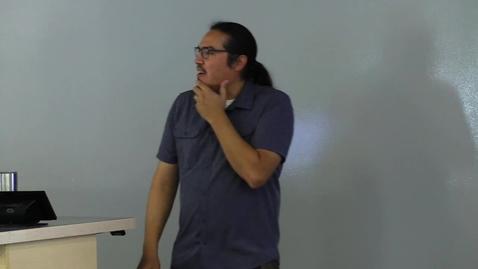Thumbnail for entry Communicating Science – Extension –Ricardo Ramirez