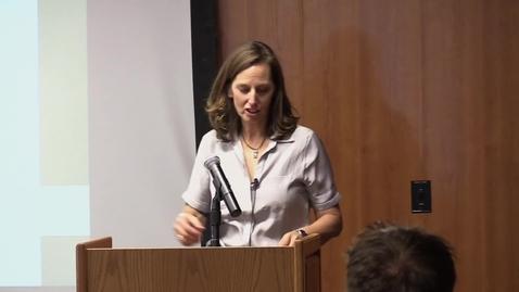Thumbnail for entry Center for Women & Gender Studies - Brown Bag - Dr. Renee Galliher