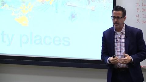 Thumbnail for entry Spring 2020 Landscape Architecture Speaker Series – Scott Jordan