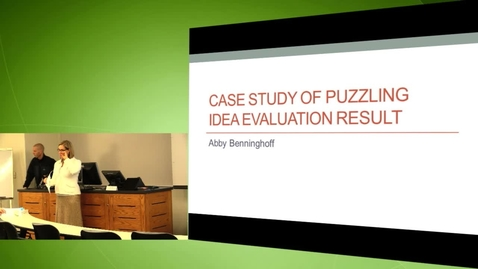 Thumbnail for entry Using IDEA Results to Improve Teaching