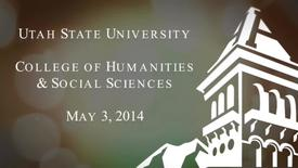 Thumbnail for entry College of Humanities and Social Sciences 2014 Ceremony