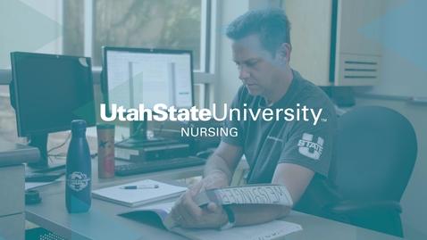 Thumbnail for entry Nursing at USU-Moab