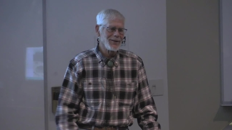 Thumbnail for entry LAEP Speaker Series - Craig Johnson