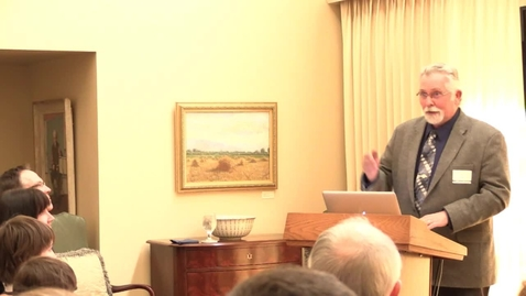 Thumbnail for entry Michael Sowder Presentation