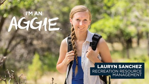 Thumbnail for entry USU-Ephraim allows Lauryn to pursue her passion locally.