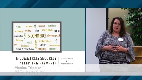 Thumbnail for entry E-Commerce: Securely Accepting Payment What You Need to Know – Trippler-Rasmussen