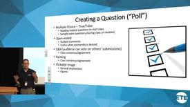Thumbnail for entry Chris Hartwell - Engaging Students through Online Polling