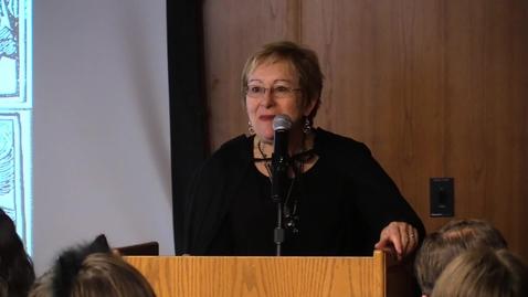 Thumbnail for entry Center for Women & Gender Studies - Brown Bag - Julia Gossard