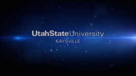 Thumbnail for entry USU Kaysville Commercial
