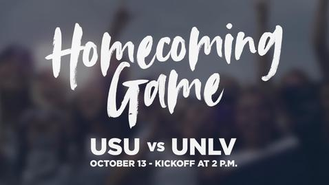 Thumbnail for entry USU Homecoming 2018