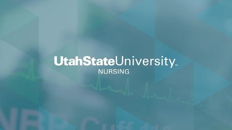 Thumbnail for entry Nursing at USU-Uintah Basin