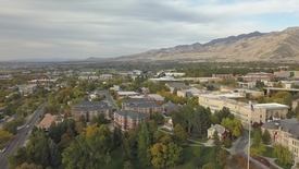 Thumbnail for entry Bear River Front with Logan Campus