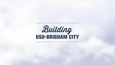 Thumbnail for entry Building USU-Brigham City