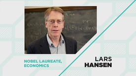 Thumbnail for entry Founders Day 2014 -  Dr. Lars Peter Hansen