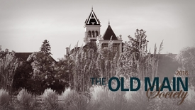 Thumbnail for entry Old Main Society 2016