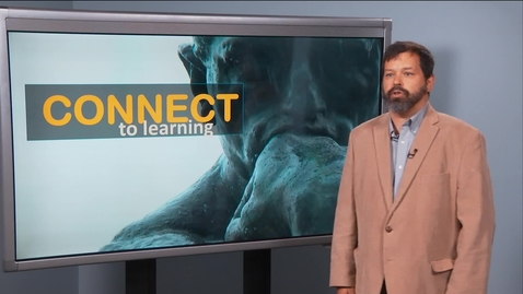 Thumbnail for entry Connect to Learning