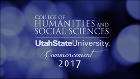 Thumbnail for entry 2017 CHaSS Commencement - No Caption