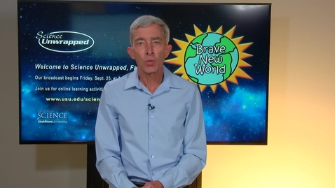 Thumbnail for entry Science Unwrapped - Dr. Nick Flann