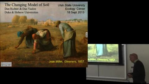 Thumbnail for entry The Changing Model of Soil