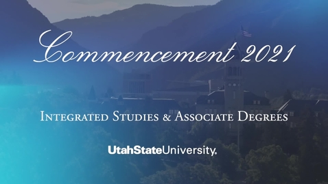 Thumbnail for entry Integrated Studies and Associate Degrees - 2021