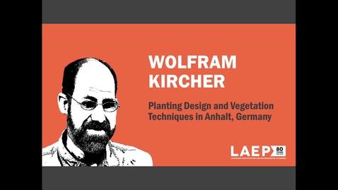 Thumbnail for entry Wolfram Kirche –Planting Design and Vegetation Techniques in Anhalt, Germany