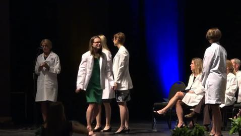 Thumbnail for entry 2019 White Coat Ceremony