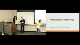 Thumbnail for entry Maria Maniscalco  Pharm PTR Faculty Candidate Seminar