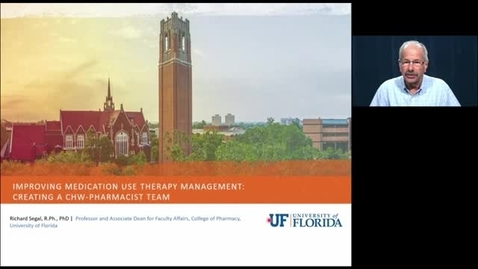 Thumbnail for entry Introduction to UF CHW Training